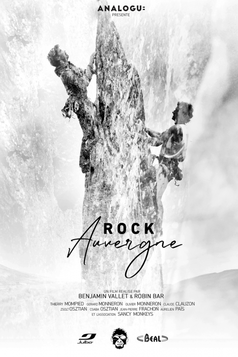 Rock Auvergne Affiche documentaire