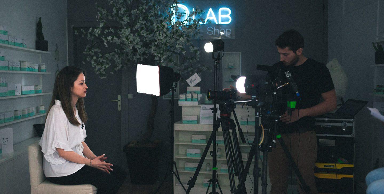 D-Lab Paris - Nutricosmetics - Backstage
